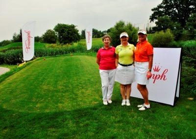 golf dla kobiet